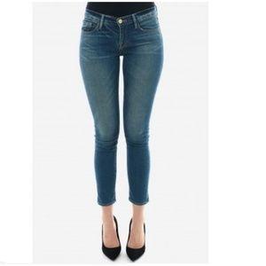 Frame Le Garcon Skinny Jeans Berkley Square #3320